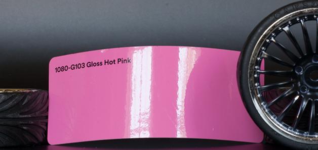 3M 1080-G103 Gloss Hot Pink Vinyl