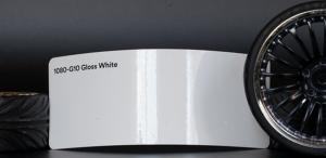 3M 1080-G10 Gloss White Vinyl