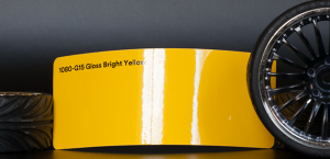 3M 1080-G15 Gloss Bright Yellow Vinyl