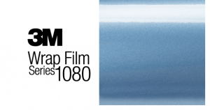 3M 1080-G247 Gloss Ice Blue Vinyl