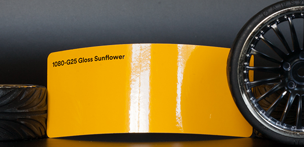 3M 1080-G25 Gloss Sunflower Vinyl