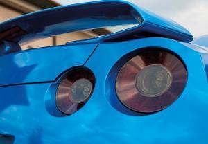 3M 1080-G337 Gloss Blue Fire Vinyl