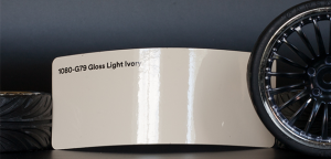 3M 1080-G79 Gloss Light Ivory Vinyl