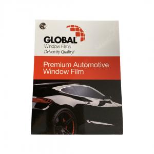 Global Window Film - Solfilm Fordon Provkloss