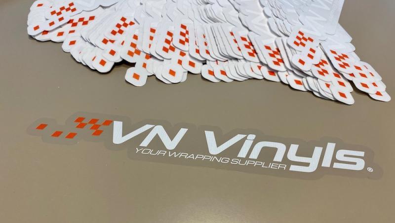 VN Vinyls Klistermärke