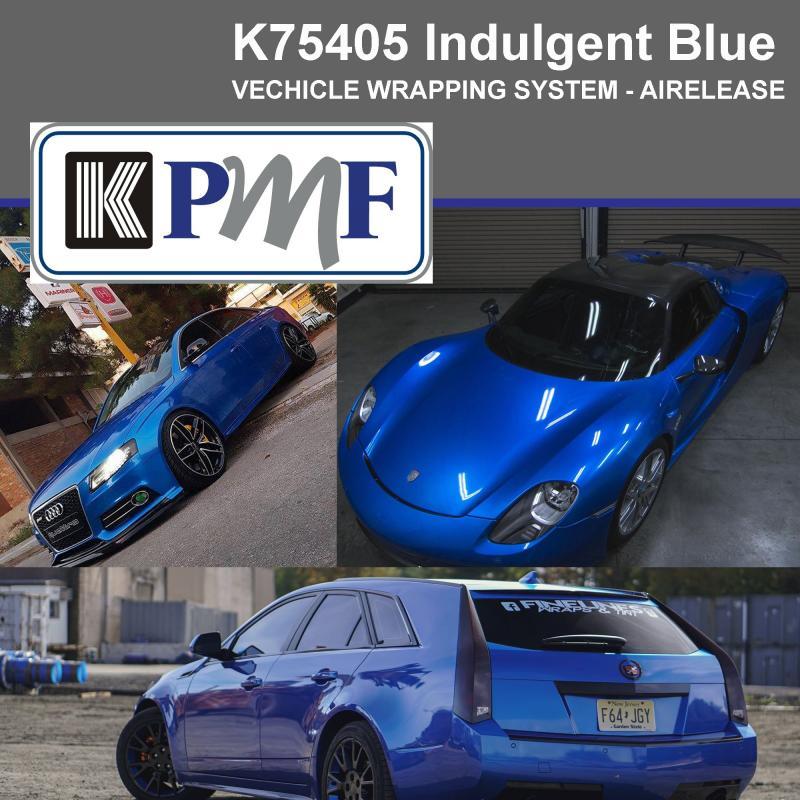 KPMF Indulgent Blue K75405 Vinyl