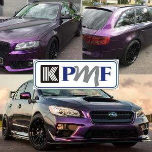 KPMF Purple Black Iridescent K75465 Vinyl