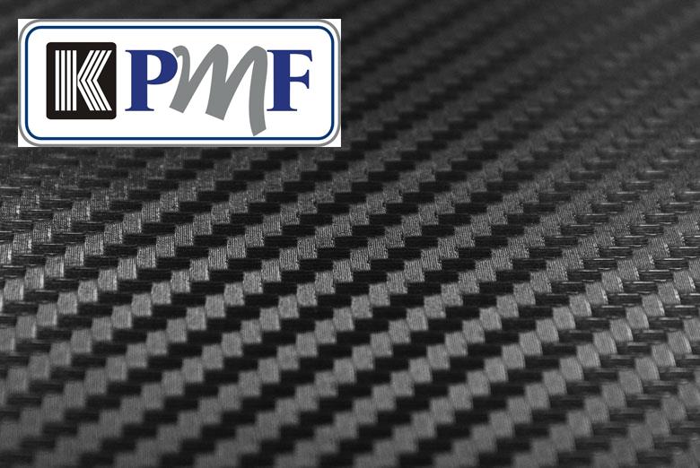 KPMF Black Gloss Carbon Fibre K87021 Vinyl