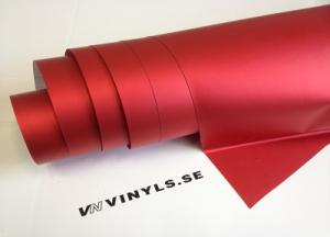 VN WRAP - MATTE METALLIC BLOOD RED VINYL