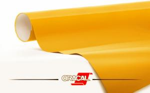 ORACAL 970GRA - 208 POST OFFICE YELLOW