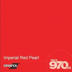 ORACAL 970MRA - 372 IMPERIAL RED PEARL