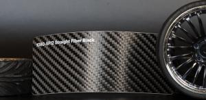3M 1080-CFS12 Carbon Fiber Black Vinyl