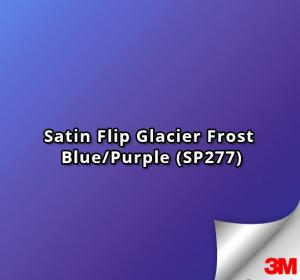 3M 1080-SP277 Satin Flip Glacial Frost Vinyl
