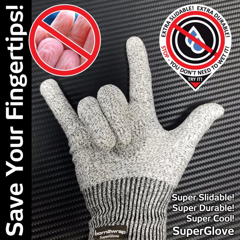 SuperGlove Wrappinghandske