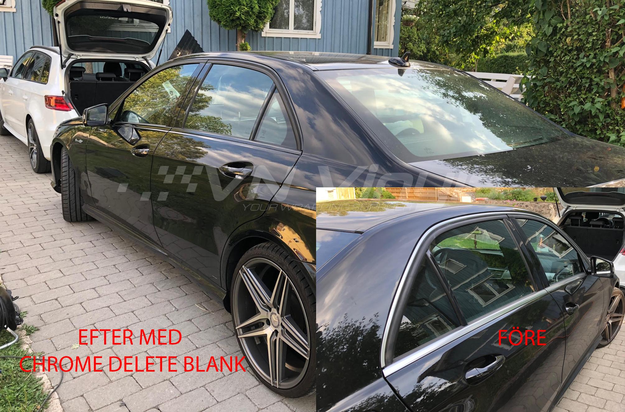 Chrome Delete Stripes BASIC