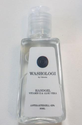 Handsprit 30 ml med Aloe Vera- styck