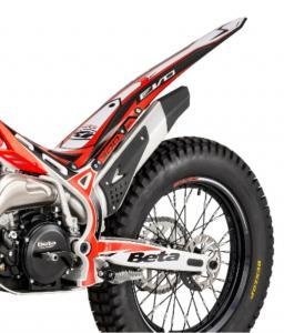 Bakskärm svart Beta Evo 125-300cc 2020