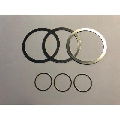 2019 QRS Shims Kit 0.5mm