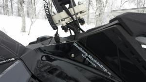 Ski-doo / Lynx ISOVIBE SX