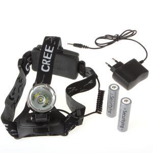 Pannlampa CREE XM-L T6 LED 1600lm