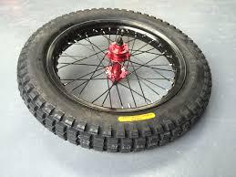 """Komplett bakhjul 20"""" OSET Racing"""