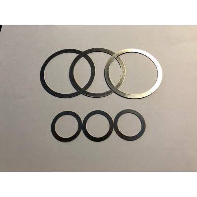 QRS Shims Kit 0.5mm 08-18
