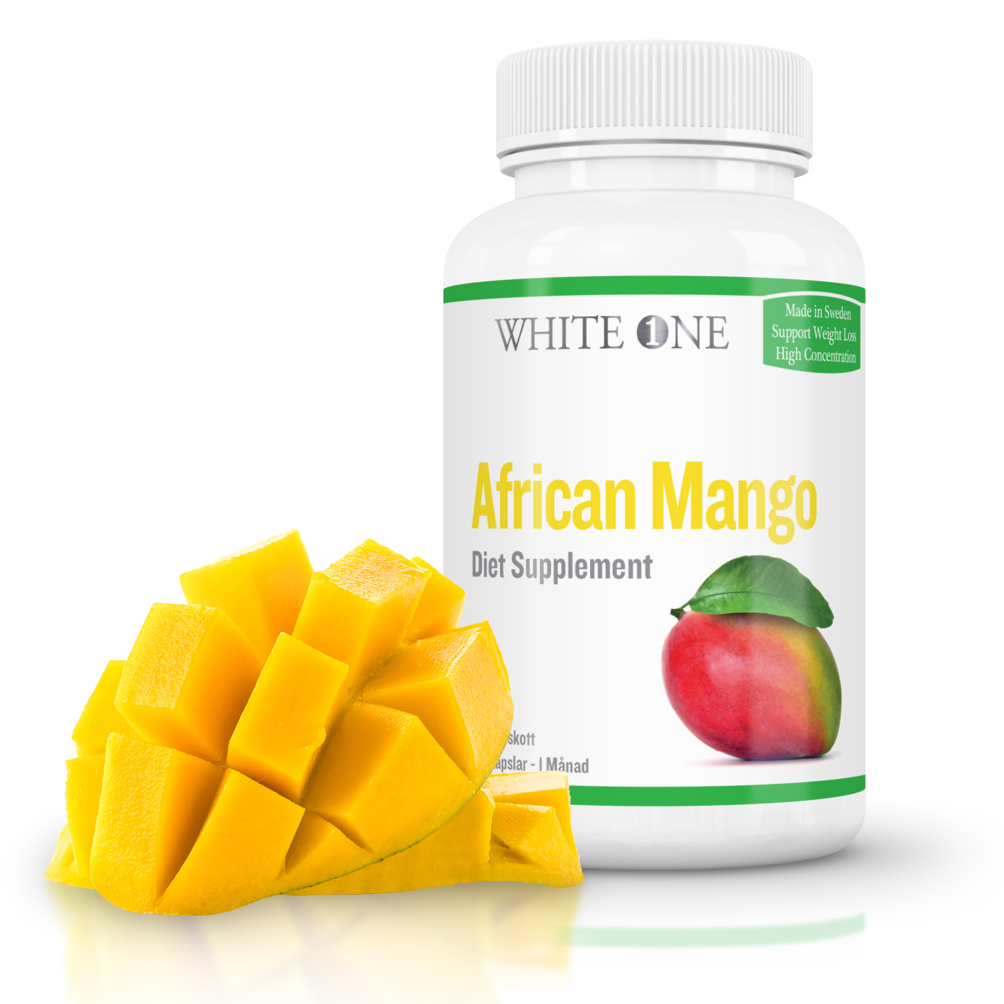 African Mango Supplement Effective Results
