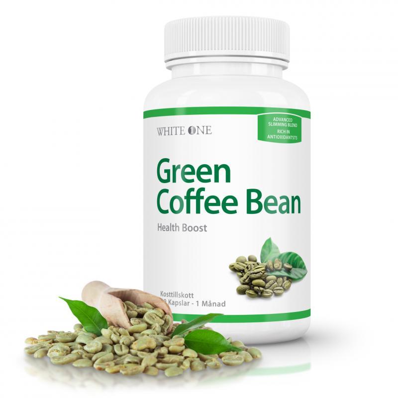 viktminskning green coffee