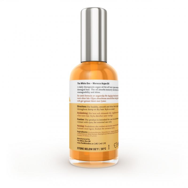marokko oil hår