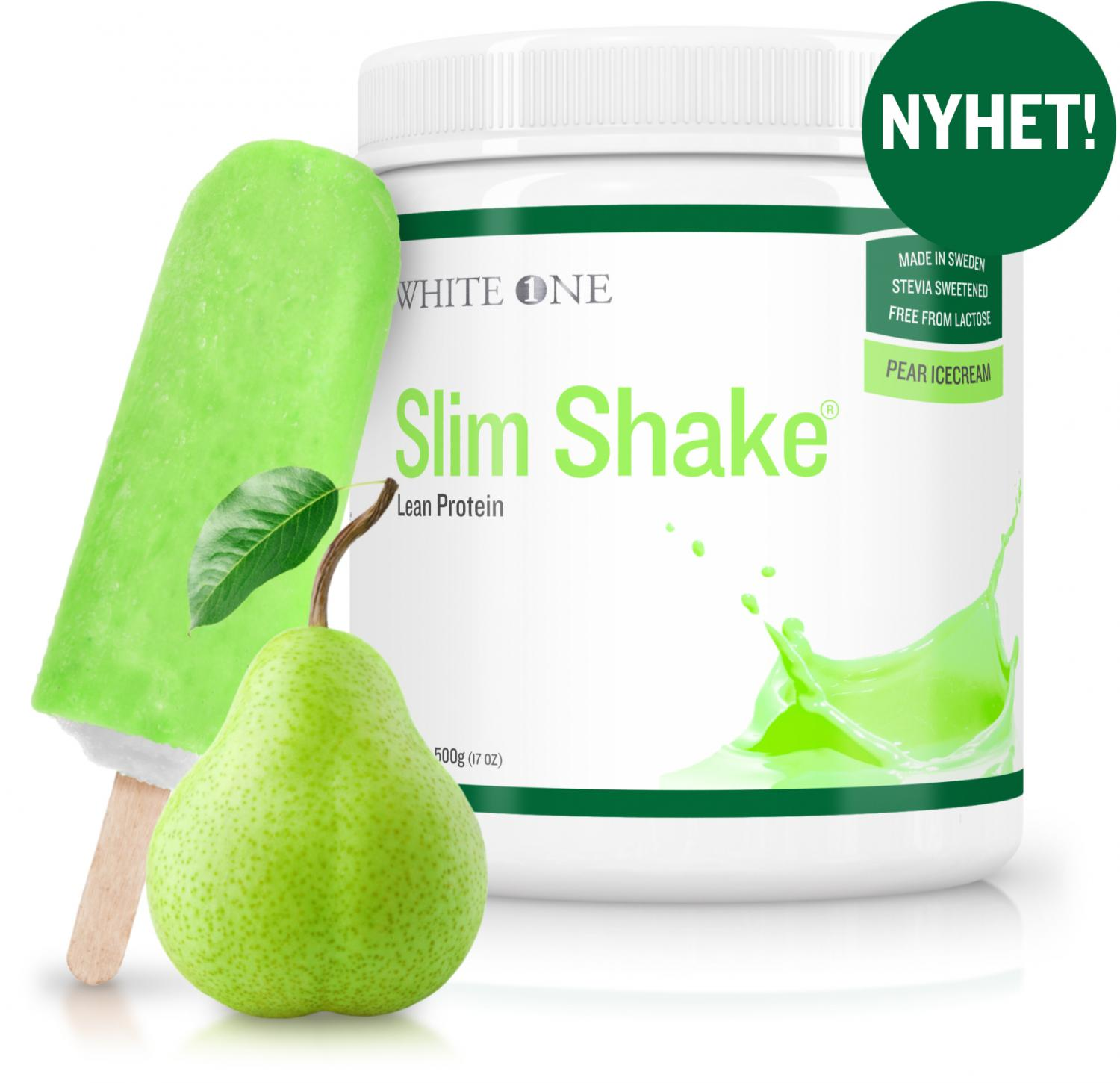 Slim Shake® Protein Powder - Pear Icecream