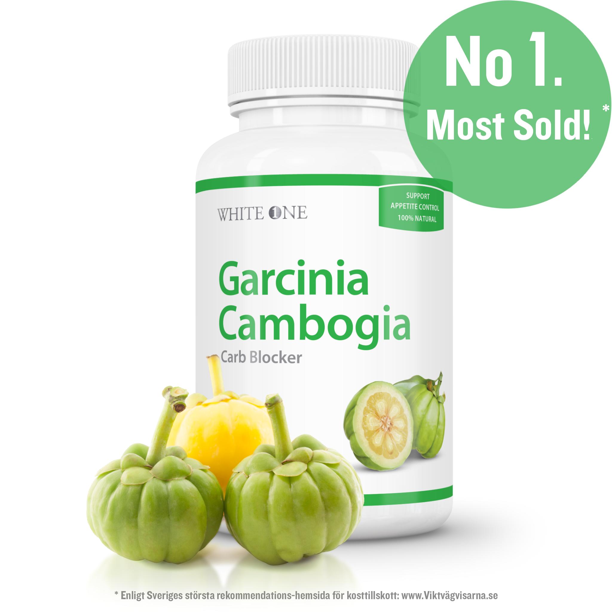Garcinia Cambogia Supplement Fat Burner