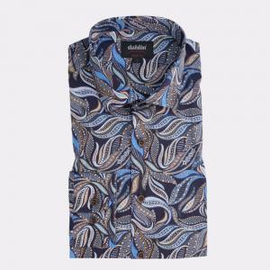 Paisleymönstrad skjorta