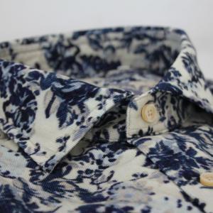Manchesterskjorta mönstrad