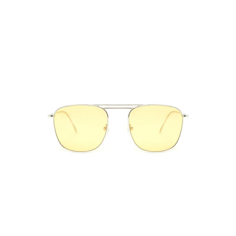 Vulcano Silver/Yellow