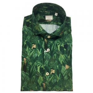Skjorta djungelmotiv