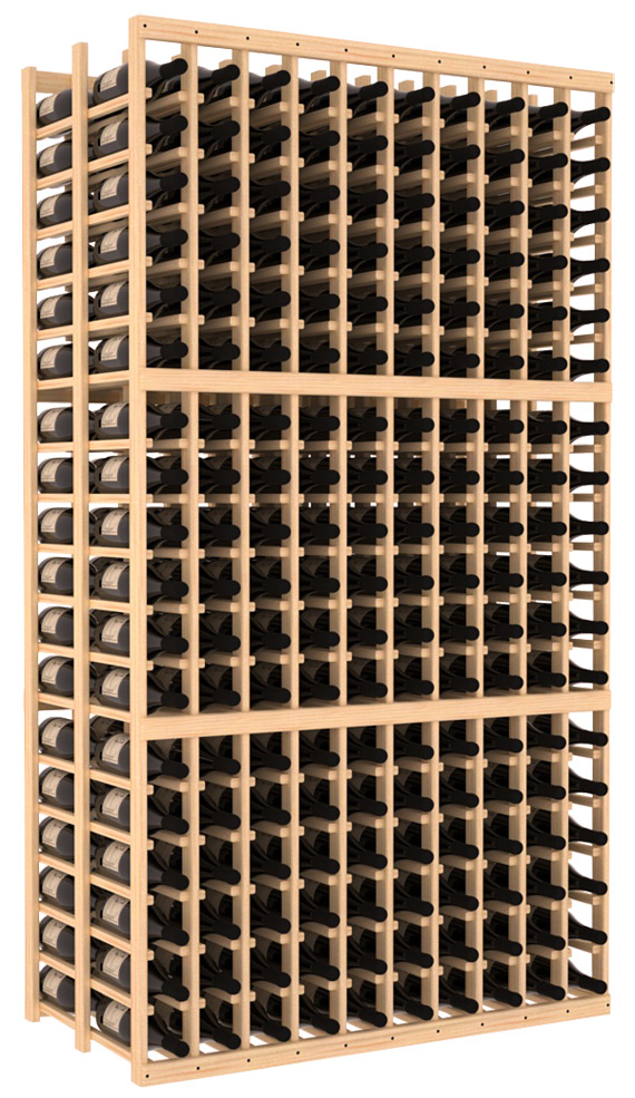 10 Column Double Deep Cellar Kit