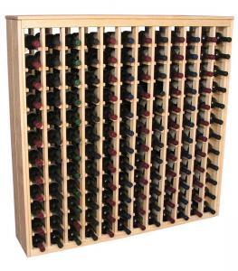 144 flaskors Deluxe vinställ