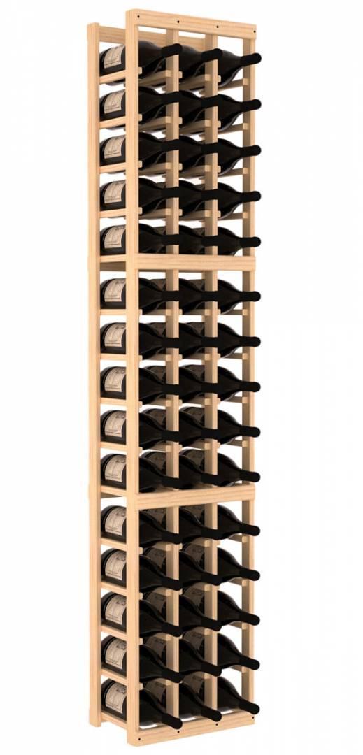 3 Kolumners Magnum/Champagne Vinställ