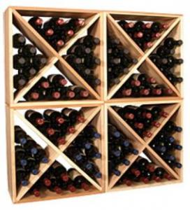96 Bottle Wine Cube Collection