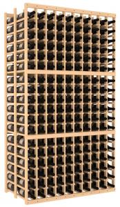9 Column Double Deep Cellar Kit