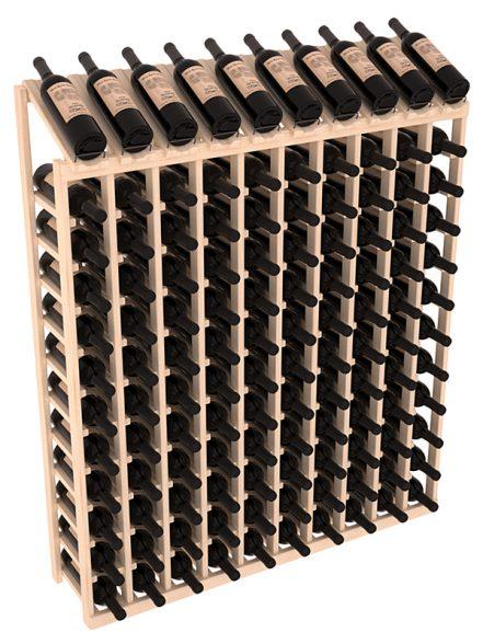 12 x 10 kolumners Top-display Vinställ