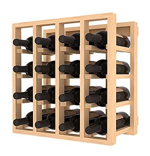 16 Bottle Cubicle