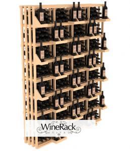 Rectangular Bin Wall Display 416 Bottle