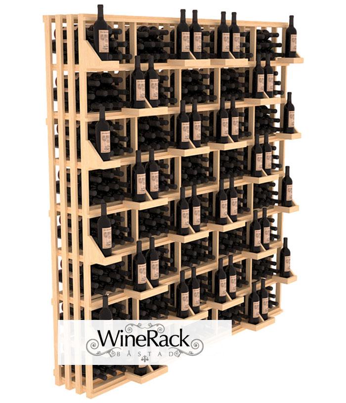 Rectangular Bin Wall Display 520 Bottle