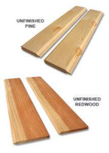 Tongue & Groove Paneling