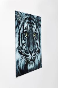 Glastavla Tiger