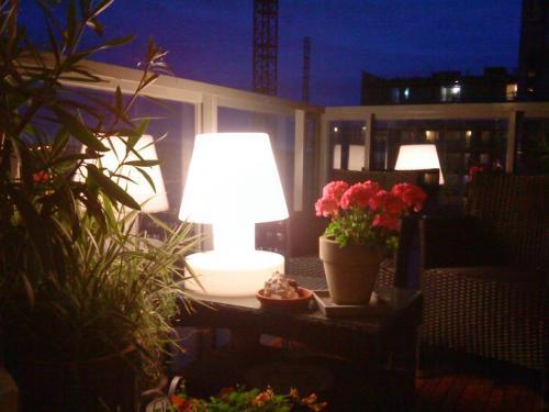 Portabel Lampa med sladd 40 cm