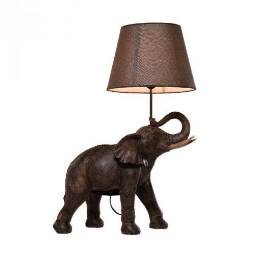 Bordlampa Elefant