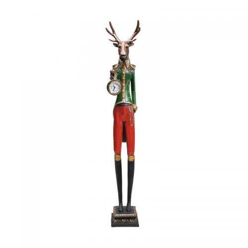 Bordsklocka Herr Hjort, 72cm