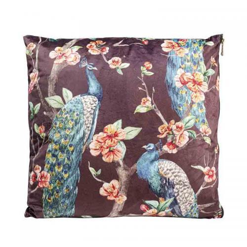 Kudde Flower Dream Birds, 45x45cm